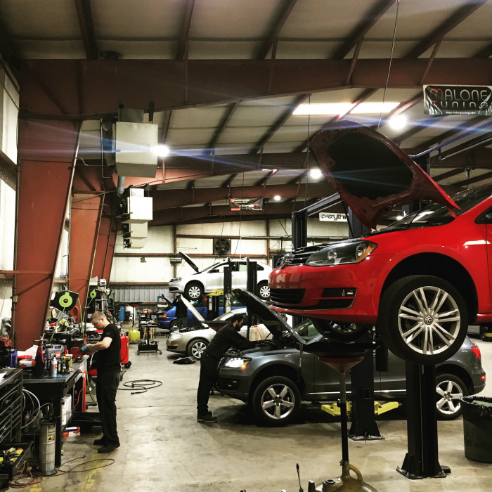 Volkswagen Repair By Everything Euro In Winston Salem Nc
