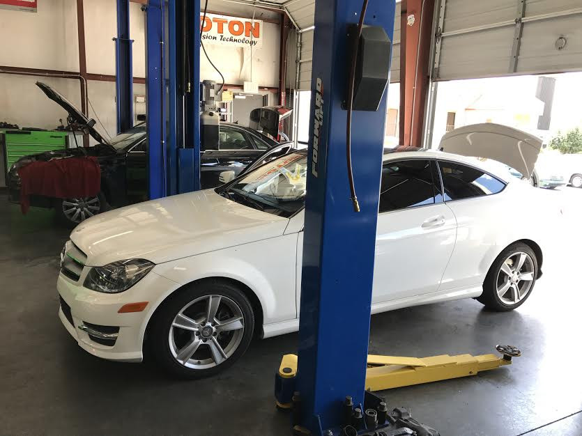 Mercedes-Benz Repair Shops in Knoxville, TN | Independent