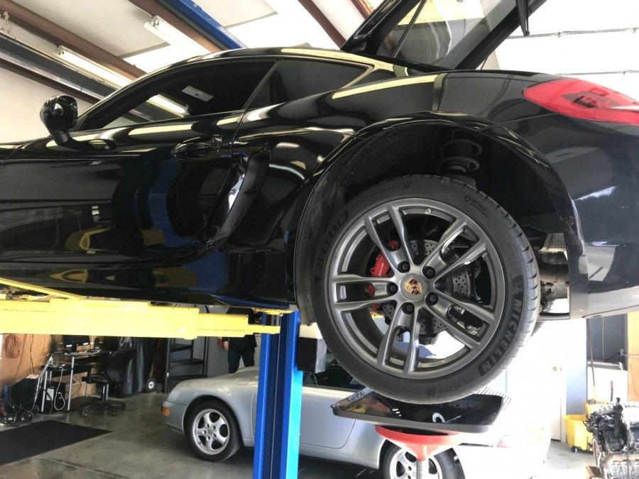 Porsche Cayman Service and Repair