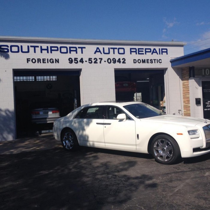 BMW Repair By Southport Auto Repair In Fort Lauderdale, FL