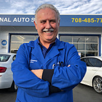 Sam Salievski, Owner at Sam's Euro Asian Auto Service in Brookfield, IL