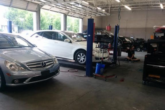 Mercedes Benz Repair Shops In Charlotte Nc Independent Mercedes