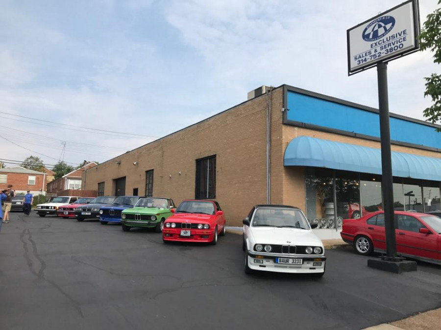 Bmw Repair Shops Mechanics In Missouri Bimmershops