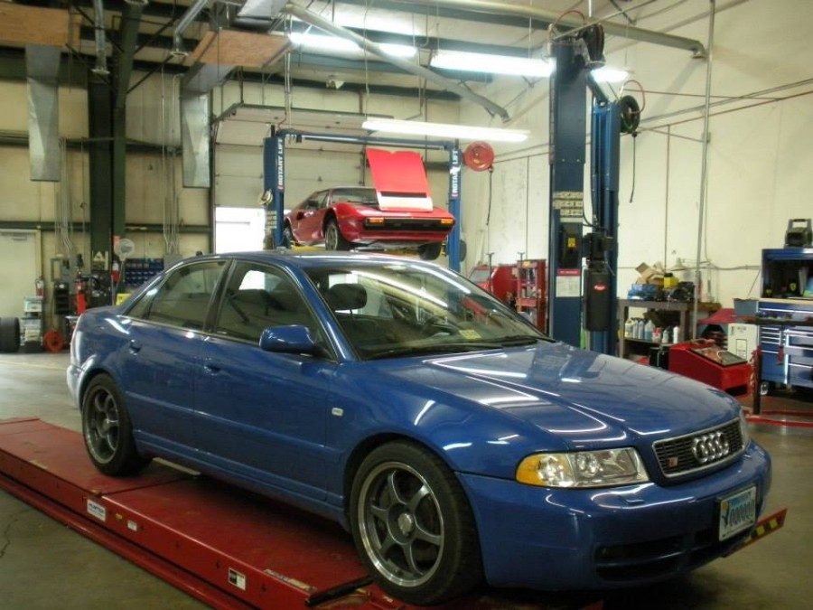 Audi auto repair houston tx