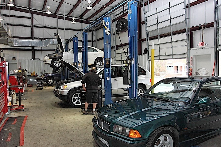 a2511f159a BMW Repair Shops in Greensboro
