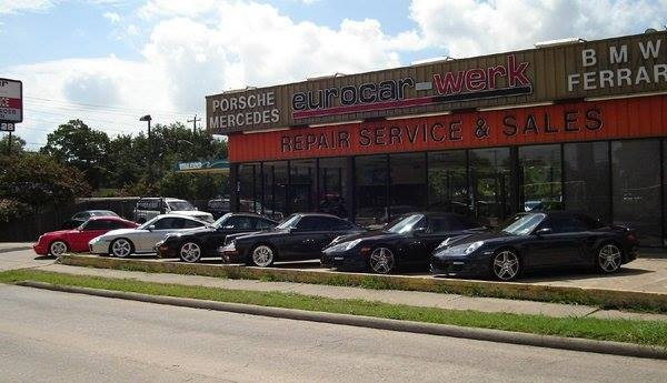 Mercedes benz repair by eurocar werk in houston tx for Mercedes benz service dallas tx
