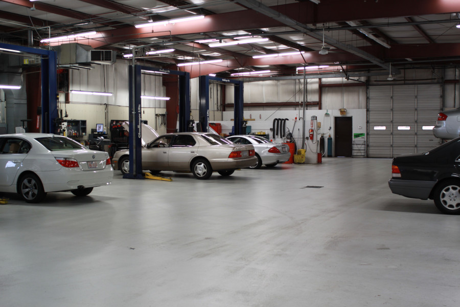 Bmw Repair By First Class Automotive In Raleigh Nc
