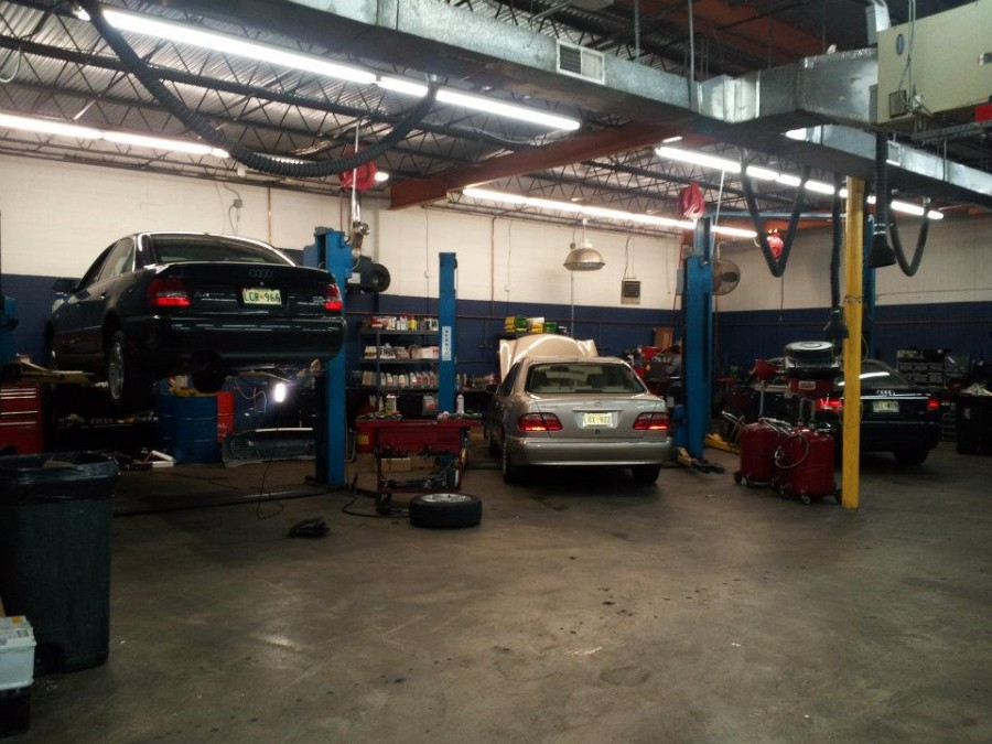 Porsche Repair By Mb Automotive Services In Rockville Md