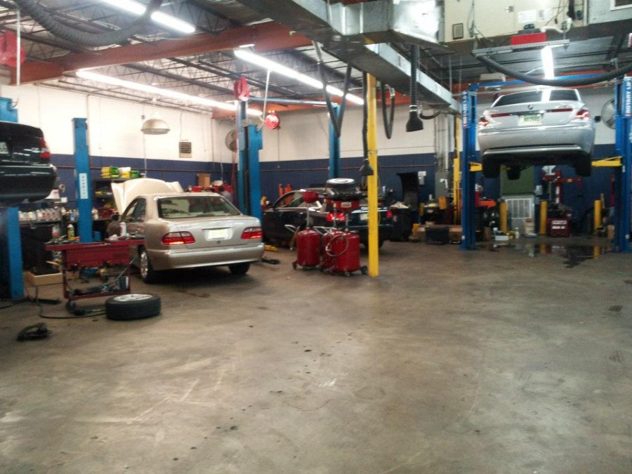 Mini cooper repair by mb automotive services in rockville for Gaithersburg motor vehicle administration gaithersburg md