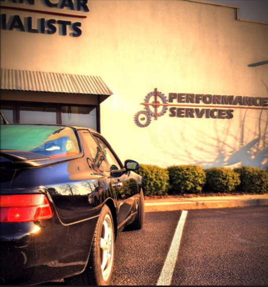 BMW Repair By Performance Services In Opelika, AL