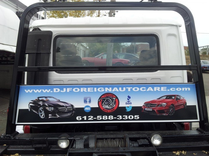 Land Rover Repair By Dj Foreign Auto Care In Minneapolis