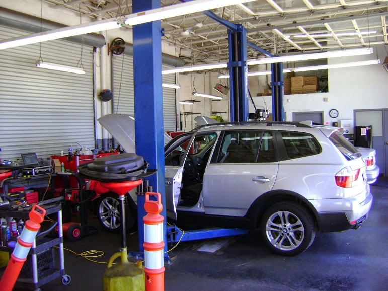 Land rover repair by greenspring valley automotive in for Owings mills motor cars reviews