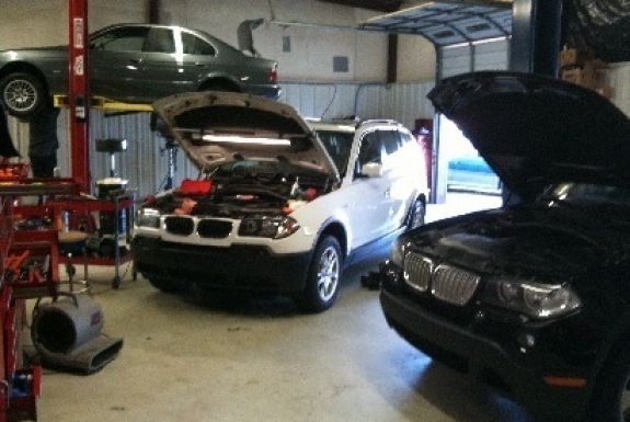 5f76244d7c BMW Repair Shops in Winston Salem