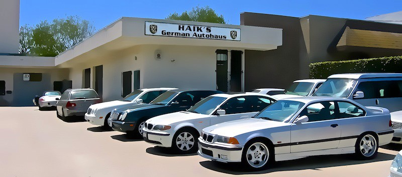 Mercedes benz repair by haik 39 s german autohaus in santa for Mercedes benz oklahoma city service