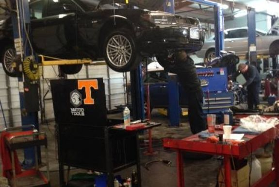 BMW Repair Shops in Columbia SC  Independent BMW Service in