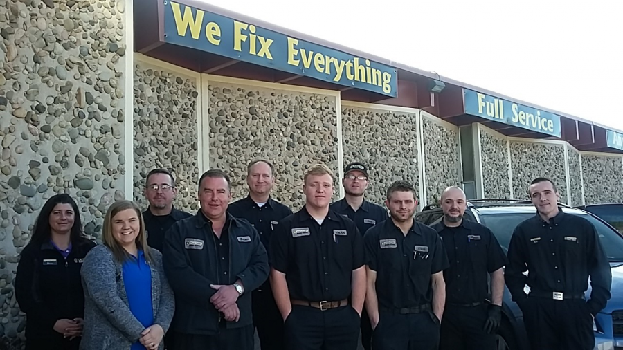 The Mark Dabling team is ready to help you with your maintenance needs!