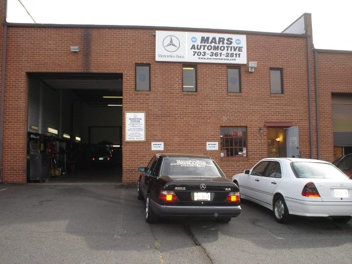 Mercedes benz repair by mars automotive group in manassas for Mercedes benz repair shops
