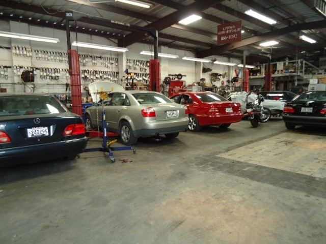 Mercedes benz repair by uptown auto specialist in for Mercedes benz new orleans service
