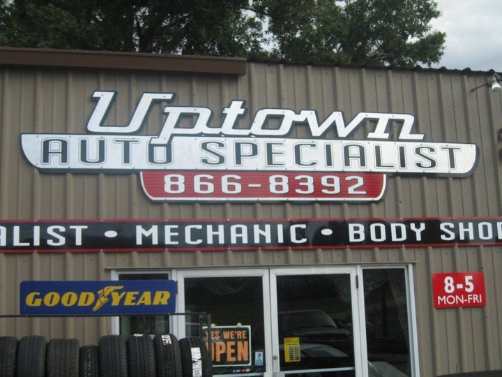 Mercedes Benz Repair By Uptown Auto Specialist In