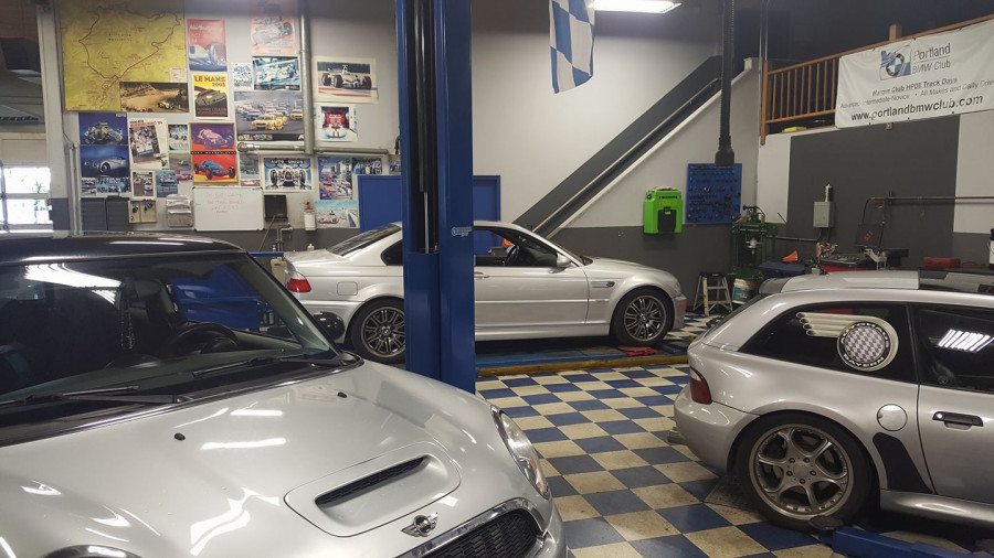 Bmw Repair Shops In Portland Or Independent Bmw Service
