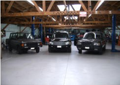 Land Rover Repair By Absolute Rover In Los Angeles CA LRShops - Range rover repair los angeles