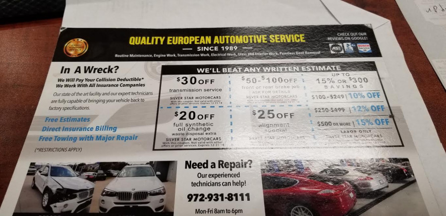 Audi Repair Shops In Dallas Tx Independent Audi Service In Dallas