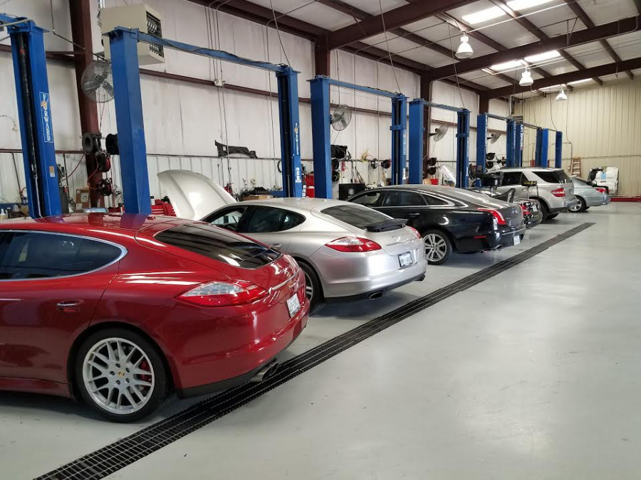Porsche Repair By Silver Star Motorcars In Dallas Tx