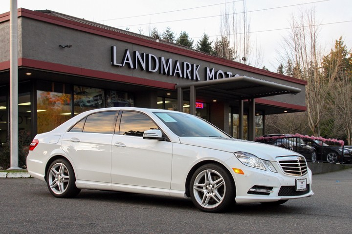Mercedes benz repair by landmark motors in bellevue wa for Mercedes benz of south atlanta service coupons