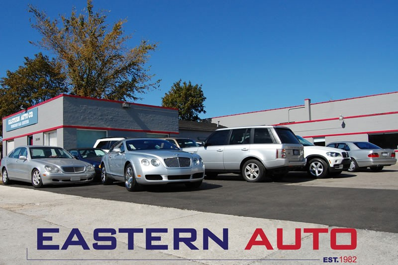 Jaguar repair by eastern auto company in southfield mi for Easterns automotive group eastern motors