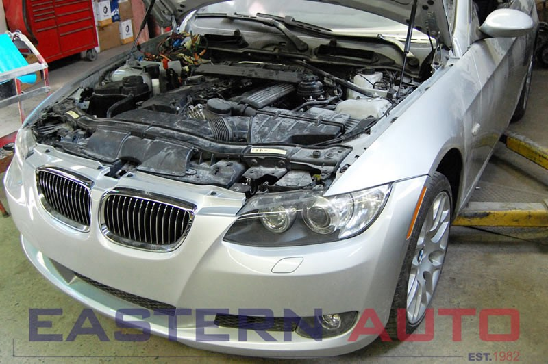 Bmw repair by eastern auto company in southfield mi for Easterns automotive group eastern motors