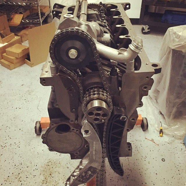 Full Engine Rebuilds