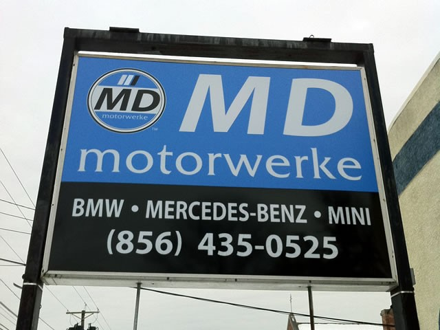 Somerdale Mercedes Car Dealership
