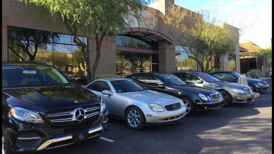 Mercedes benz repair by mbz scottsdale service in for Mercedes benz hours of operation
