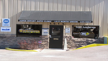 Bmw Repair By Aspen Auto Clinic North Union In Colorado Springs Co Bimmershops