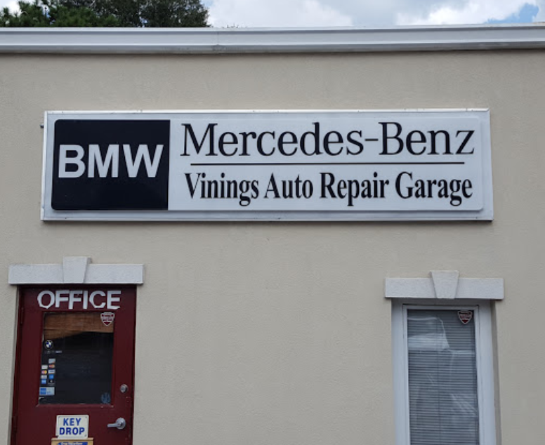 Mercedes benz repair by vinings auto repair garage in for Mercedes benz repair dallas