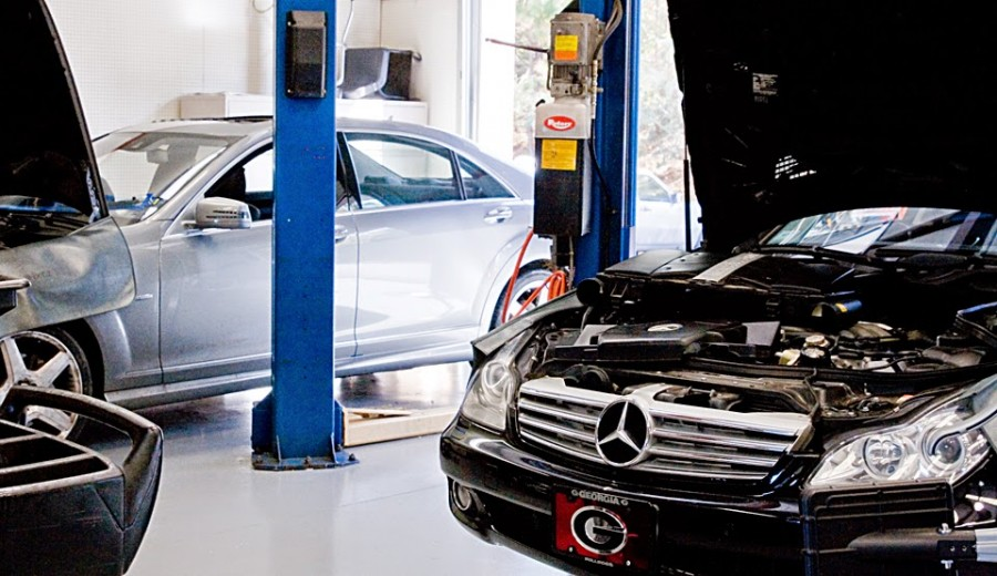 Mercedes benz repair by alex automotive in duluth ga for Mercedes benz of duluth