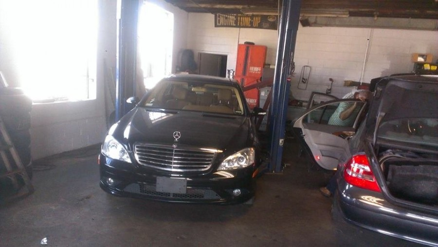 Mercedes benz repair by sanko auto repair in richmond va for Mercedes benz richmond
