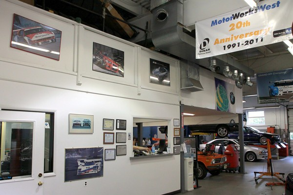 2011 marks our 20th year serving BMW owners.
