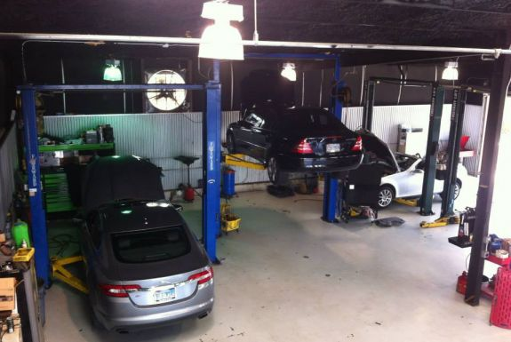 Mercedes-Benz Repair Shops in San Antonio, TX | Independent