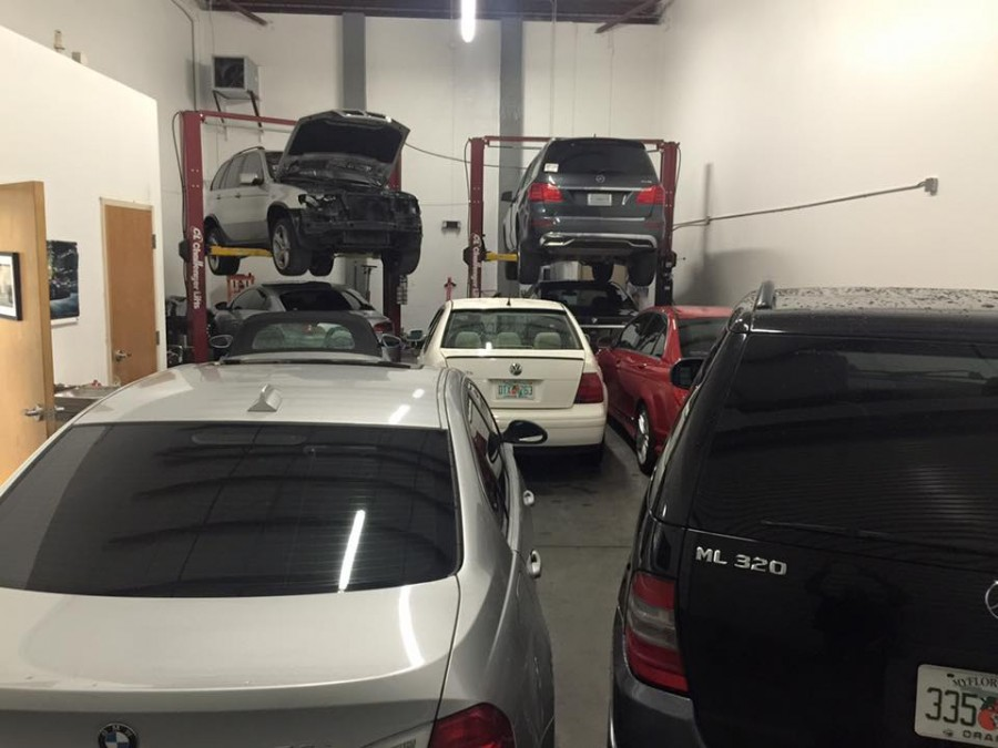 Mercedes Benz Repair By Euro Motors In Orlando Fl Benzshops