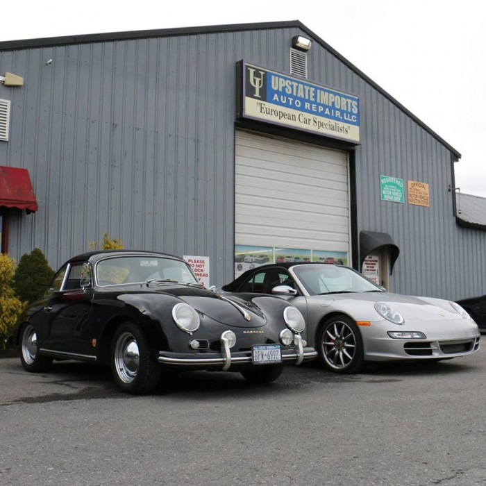 Porsche Repair By Upstate Imports Auto Repair In