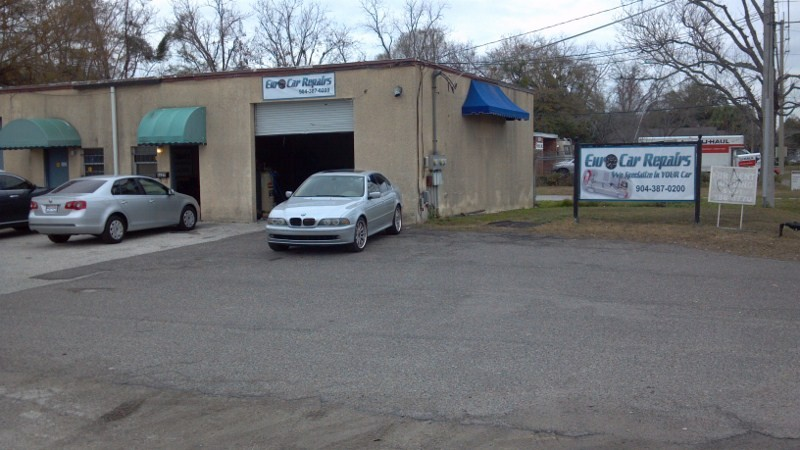 Bmw Repair By Euro Car Repairs In Jacksonville Fl Bimmershops