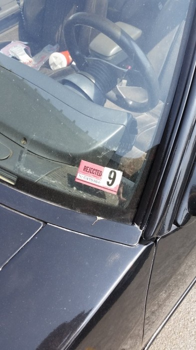 Feeling rejected? We will help you get your new sticker AND make your car run great!