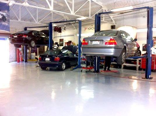 Mercedes Benz Repair By Berkeley Motor Works In Albany Ca