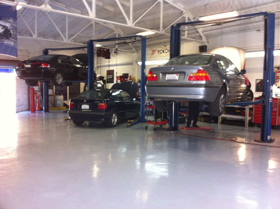 mini cooper repair by berkeley motor works in albany ca