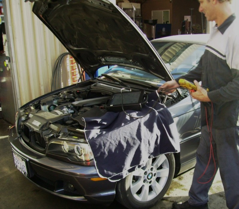 Bmw Repair S In Vista Ca Independent Service Bimmers