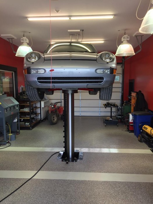 Porsche Repair by Flat 6 Innovations in Cleveland, GA ...