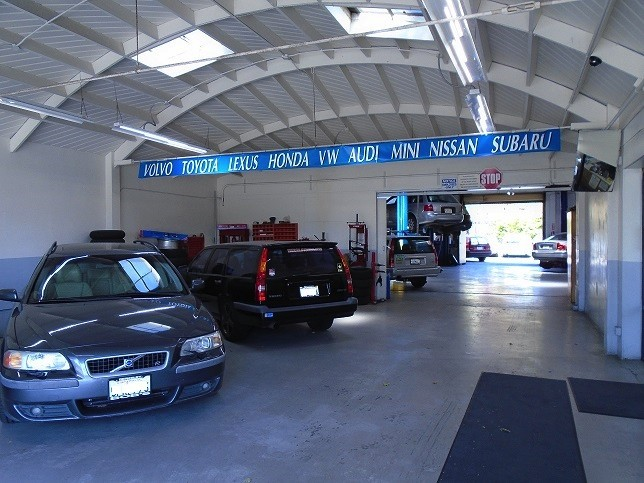 Volvo Repair By Berkeley Bob 39 S Foreign Auto Service In