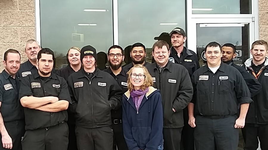 Aspen Auto Clinic's Tutt location- ready to help you with all your maintenance needs!