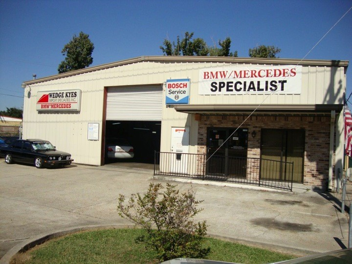 Mercedes benz repair by wedge kyes motorwerks in baton for Mercedes benz baton rouge service